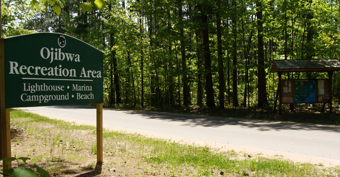 KBIC Campground & Recreation